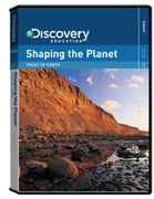 Faces of Earth: Shaping the Planet DVD
