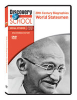 20th Century Biographies: World Statesmen DVD