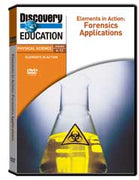Elements in Action: Forensics Applications DVD