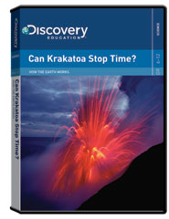 How the Earth Works: Can Krakatoa Stop Time? DVD