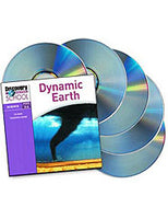 Dynamic Earth 5-Pack CD-ROM