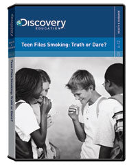 Teen Files Smoking: Truth or Dare? DVD