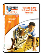 Jeff Corwin Experience: Reptiles in the U.S. and South America DVD