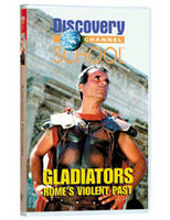 Gladiators: Rome's Violent Past DVD