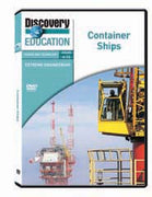 Extreme Engineering: Container Ships DVD