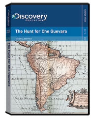 CIA Declassified:  The Hunt for Che Guevara DVD