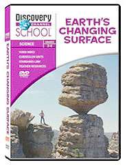 Earth's Changing Surface DVD