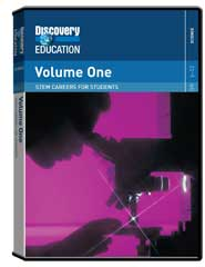 STEM Careers for Students: Volume One DVD