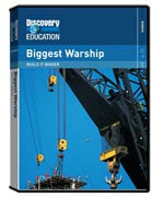Build It Bigger: Biggest Warship DVD