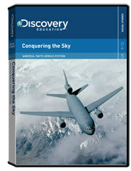 America: Facts versus Fiction: Conquering the Sky DVD