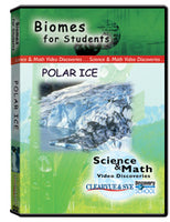 Biomes for Students: Polar Ice DVD