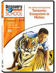 Jeff Corwin Experience: Tanzania: An Ecosystem in Motion DVD