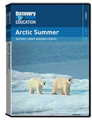 Nature's Most Amazing Events: Arctic Summer DVD
