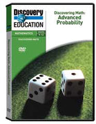 Discovering Math: Advanced Probability DVD