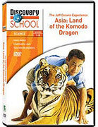 Jeff Corwin Experience: Asia: Land of the Komodo Dragon DVD