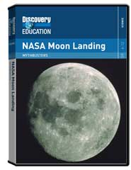 Mythbusters: NASA Moon Landing DVD