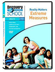 Reality Matters: Extreme Measures DVD