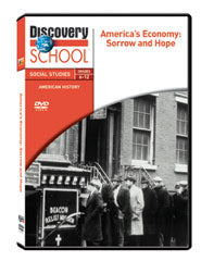America's Economy: Sorrow and Hope DVD