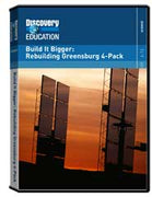 Build it Bigger: Rebuilding Greensburg 4-Pack DVD