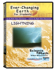 Ever-Changing Earth for Students: Lightning DVD