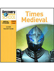 Times Medieval CD-ROM