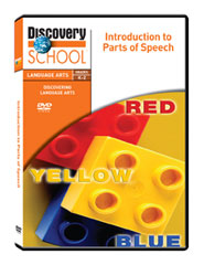 Introduction to Parts of Speech DVD