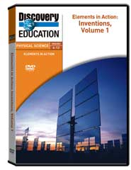 Elements in Action: Inventions, Volume 1 DVD