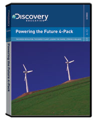 Powering the Future 4-Pack DVD