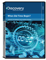 Through the Wormhole with Morgan Freeman:  When Did Time Begin? DVD