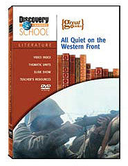 Great Books: All Quiet on the Western Front DVD