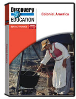 Colonial America DVD