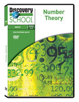 Number Theory DVD