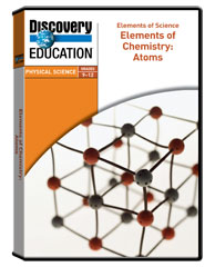Elements of Chemistry: Atoms DVD