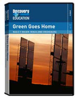 Build it Bigger: Rebuilding Greensburg: Green Goes Home DVD