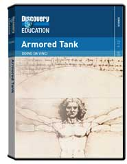 Doing Da Vinci: Armored Tank DVD
