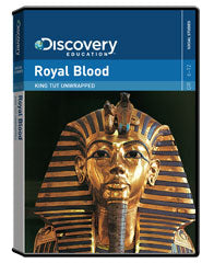 King Tut Unwrapped: Royal Blood DVD