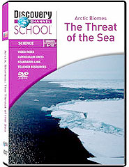 Arctic Biomes: The Threat of the Sea DVD