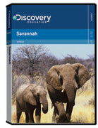 AFRICA: Savannah DVD