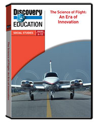 The Science of Flight: An Era of Innovation DVD