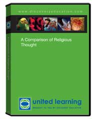 A Comparison of Religious Thought DVD