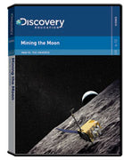 Man vs. the Universe:  Mining the Moon DVD