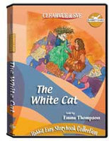 Rabbit Ears Storybook Collection: The White Cat DVD