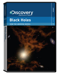 How the Universe Works: Black Holes DVD