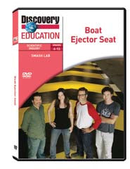 Smash Lab: Boat Ejector Seat DVD