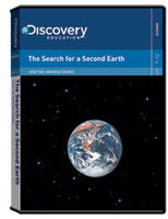 How the Universe Works:  The Search for a Second Earth DVD