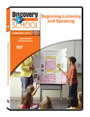 Beginning Listening and Speaking DVD