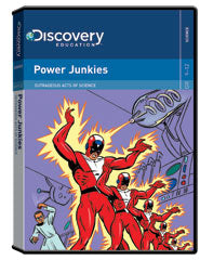 Outrageous Acts of Science: Power Junkies DVD