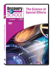 The Science of Special Effects DVD