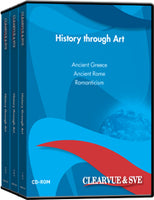 History through Art 9-Pack CD-ROM