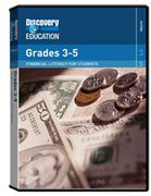 Financial Literacy for Students: Grades 3-5 DVD